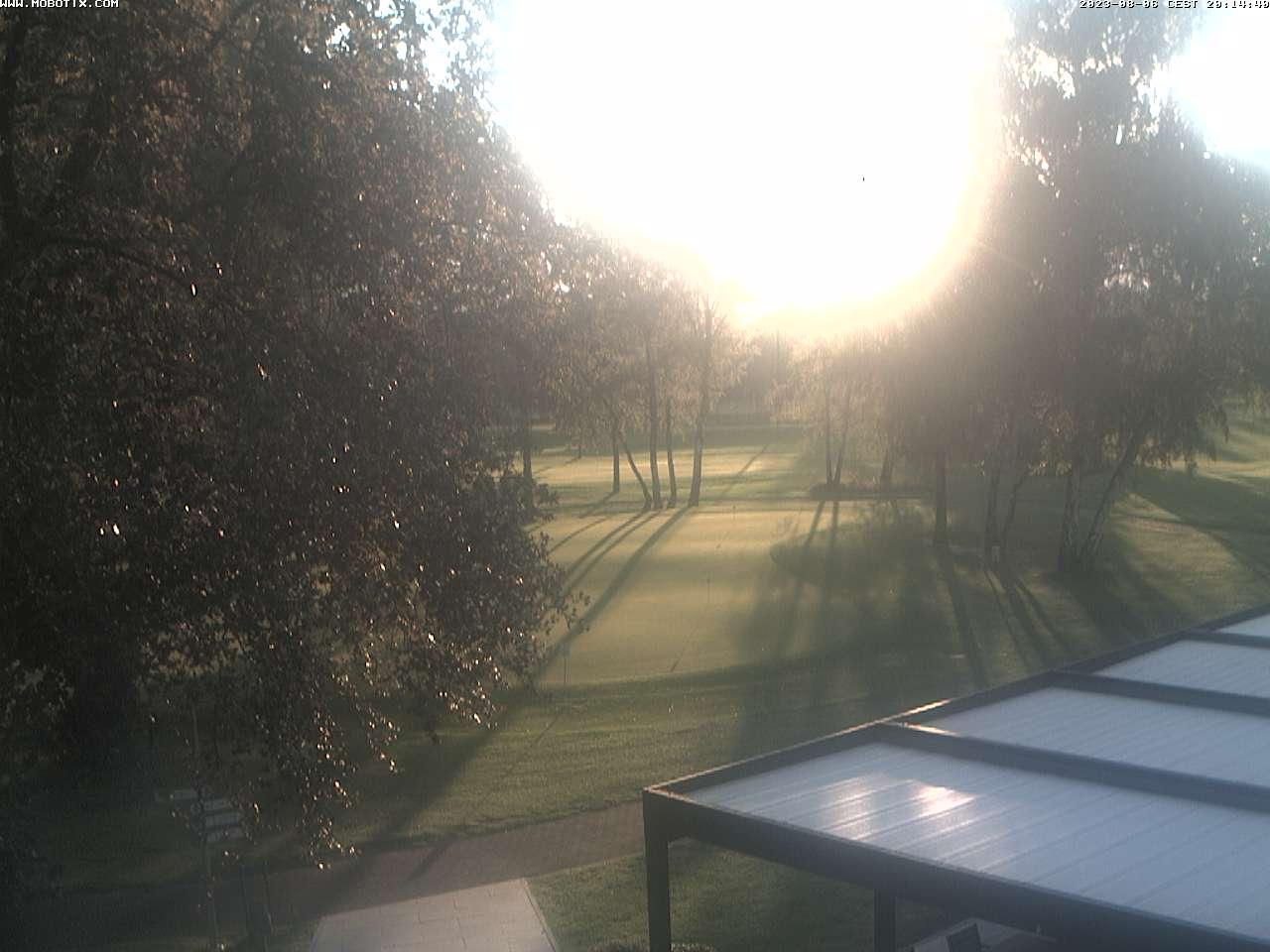L'image de la webcam ne peut pas être affichée